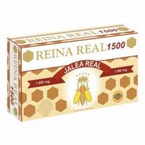 Reina Real 1.500 Mg (20 Ampollas)