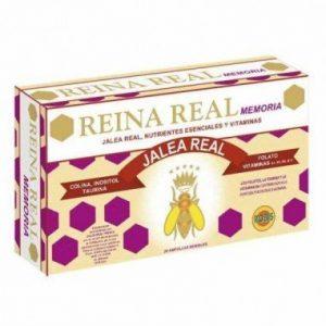 Reina Real Memoria (20 Ampollas)