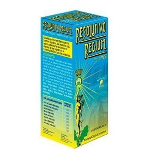 Resolutivo Regium (600 ml)
