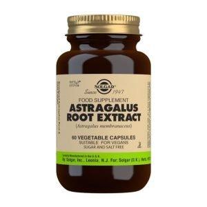 Astrágalus Extracto de Raíz (Astragalus membranaceus) – 60 Cápsulas vegetales