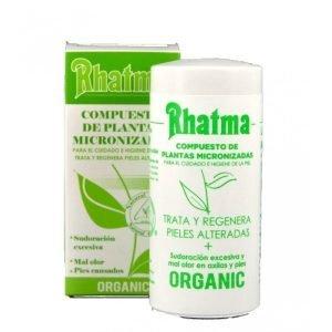 COMPUESTO MICRONIZADO DE PLANTAS – Rhatma Therapy