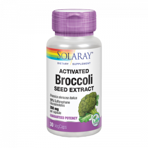 ACTIVATED BROCCOLI SEED ESTRACT