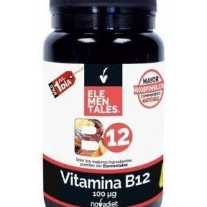 ELEMENTALES VITAMINA B12 (100 Mcg)