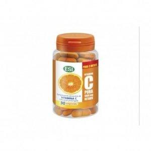 Vitamina C Pura 1000 Mg Retard (90 Comprimidos)