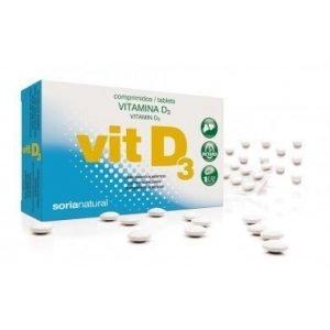 VITAMINA D3 (200 mgrs. x 48 RETARD)