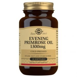 Aceite de Prímula De Rosa 1300 Mg (30 Cápsulas Blandas)