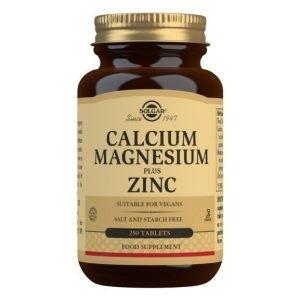 Calcio/Magnesio Plus Zinc (250 Comprimidos)
