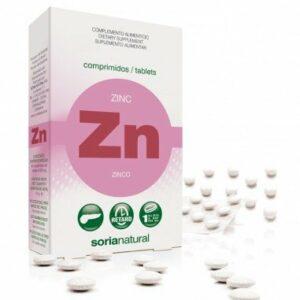 ZINC (200 mgrs. x 48 RETARD)