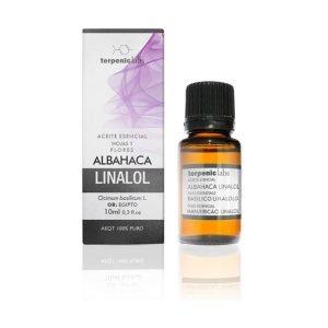 Aceite Esencial Albahaca Linalol (10 ml.)