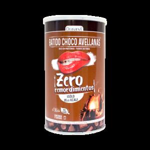 Batido proteico chocolate avellana 425g  Zero remordimientos