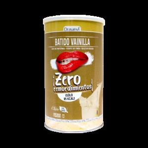 Batido proteico vainilla 425 g  Zero remordimientos