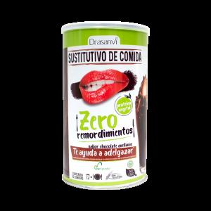 Batido sustitutivo vegetal chocolate avellana 520 g  Zero remordimientos