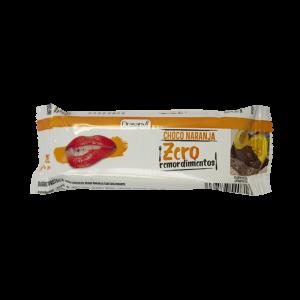 Barrita proteica chocolate-naranja 35 g  Zero remordimientos