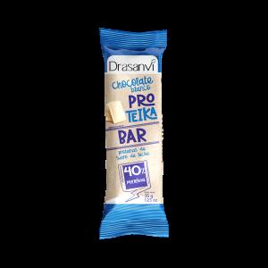 Barrita proteica chocolate blanco