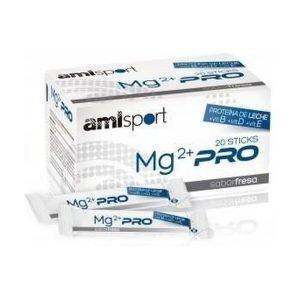 Mg2 Pro Amlsport (Sabor Fresa) – 20 unid.