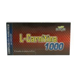 L-Carnitina 1000 – 10 viales