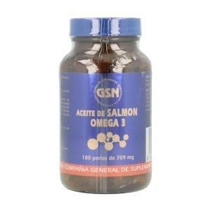 Aceite Salmón Omega 3