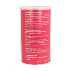 Carbonato de Magnesio (fresa) – 180 gr.