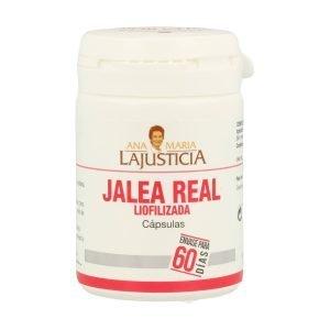 Jalea Real Liofilizada – 60 cáps.