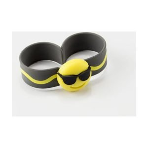 Pulsera de Citronela Emotics (Modelo Gafas de Sol)