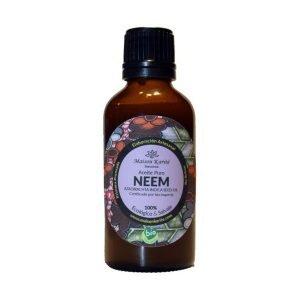 Aceite puro de Neem salvaje