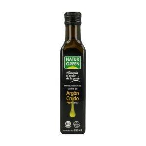 Aceite de Argán Crudo Alimentario Bio