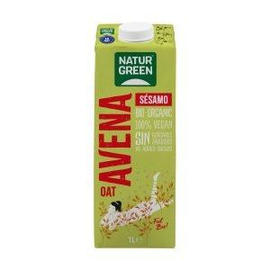 Bebida de Avena Sésamo Bio