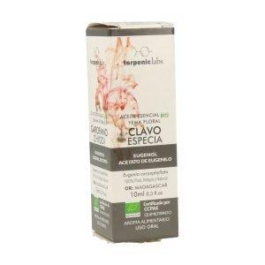 Aceite Esencial Clavo Especia Bio