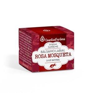 Bálsamo Labial Rosa Mosqueta