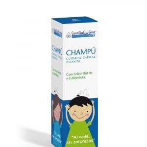 Champú Cuidado Capilar Infantil