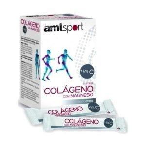 AmlSport Colágeno con Magnesio – 20 unid.