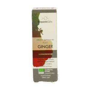 Aceite Esencial Jengibre (10 ml.)