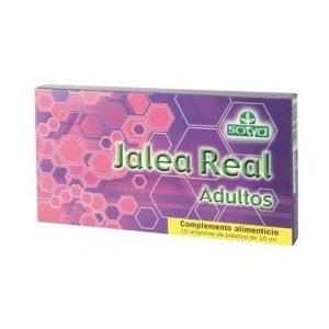 Jalea Real Adultos – 10 ampollas