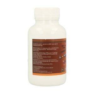 L-Glutamina – 120 cáps.