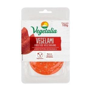 Bio Embutido Vegetal Salami – Vegetalia