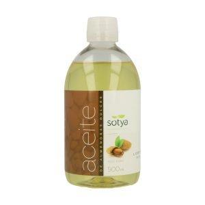 Aceite de Almendras Dulces – 500 ml.