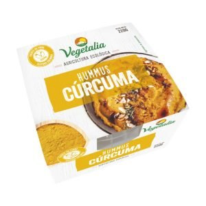 Hummus Garbanzo Cúrcuma