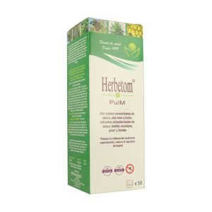 Herbetom 2 PM Pulmonar – 500 ml.