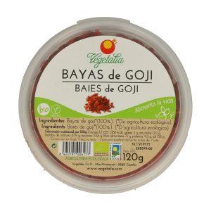 Bayas de Goji Bio