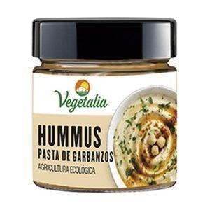 Hummus pasta de garbanzos Bio