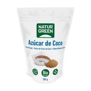 Azúcar de coco Bio – 300 gr.