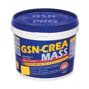 GSN Crea-Mass (Sabor Naranja)