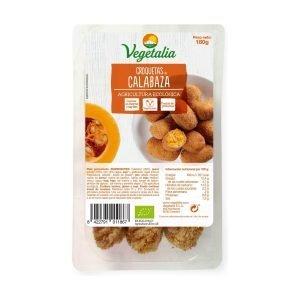 Croquetas de Calabaza BIO – Vegetalia
