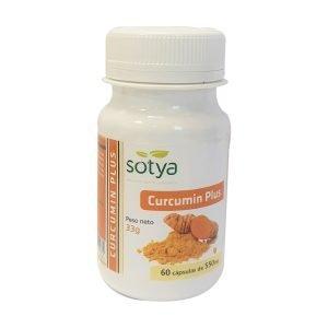 Curcumin Plus – 60 cáps.