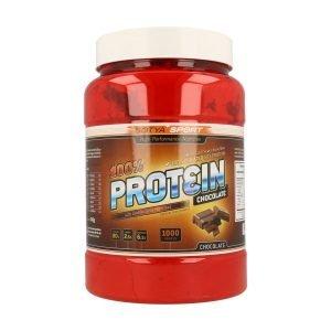 Proteínas 100% (sabor chocolate) – 1 kg.
