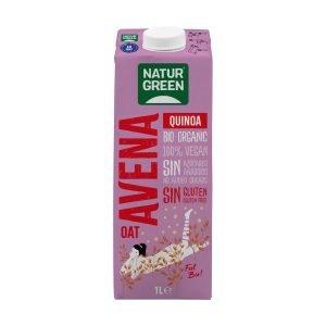 Bebida de Avena Quinoa Bio Sin Gluten