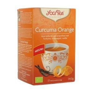 Curcuma Orange