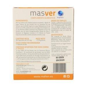 Masver – 30 cáps.