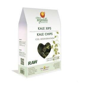 Col Deshidratada Bio (Kale Chips)