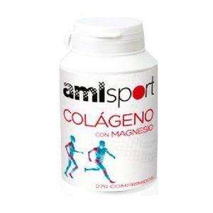 Colágeno con Magnesio Amlsport – 270 compr.